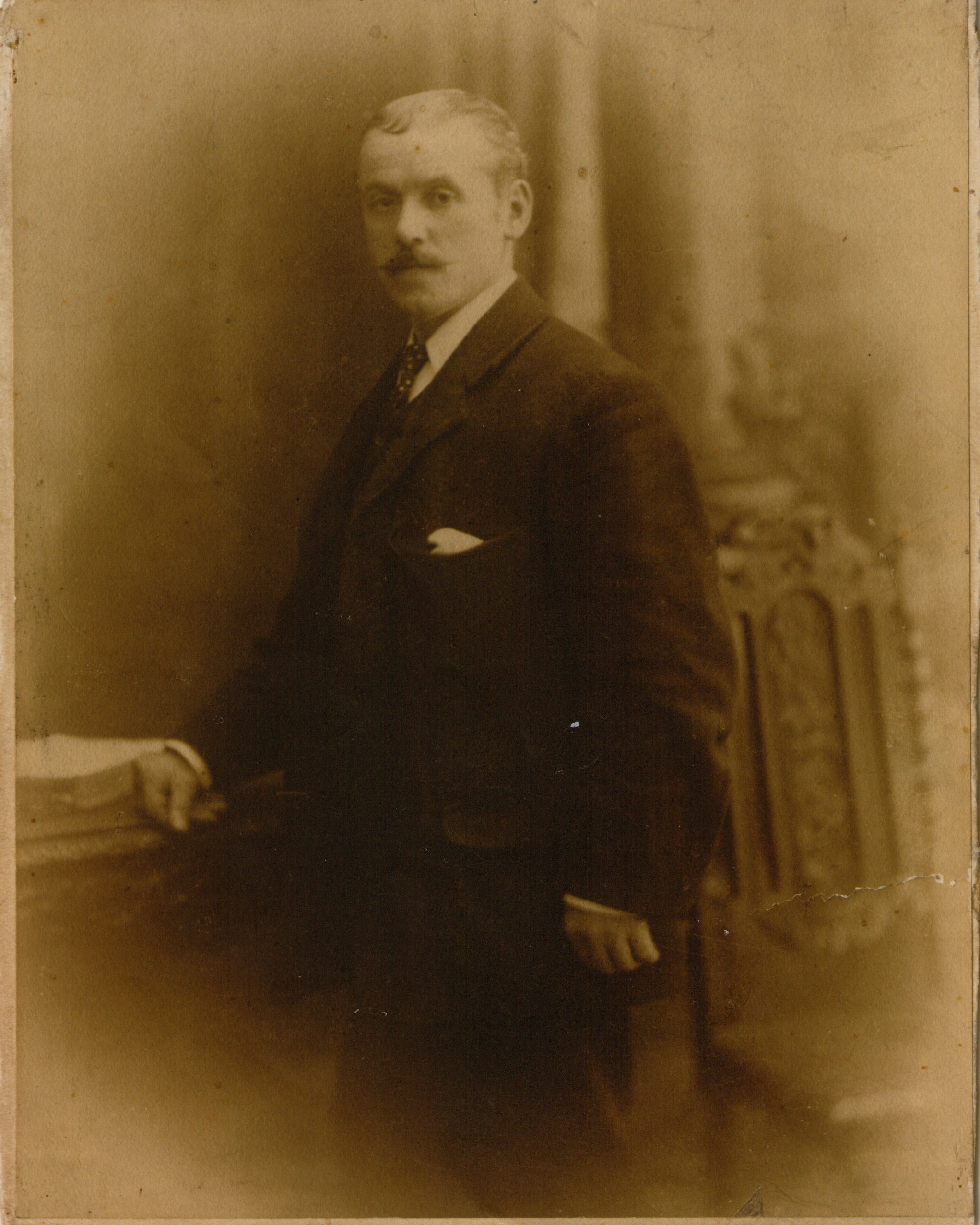 Francis Manley - Man of Manchester