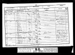 1851 Census - John W Bott pg1